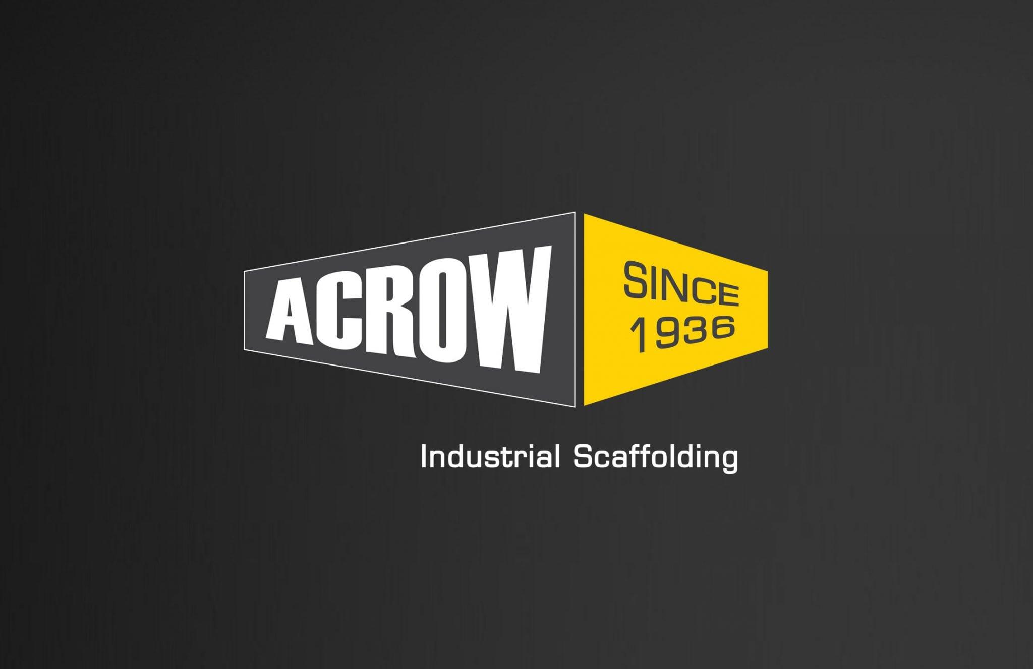 Acrow - PSD Brand Design