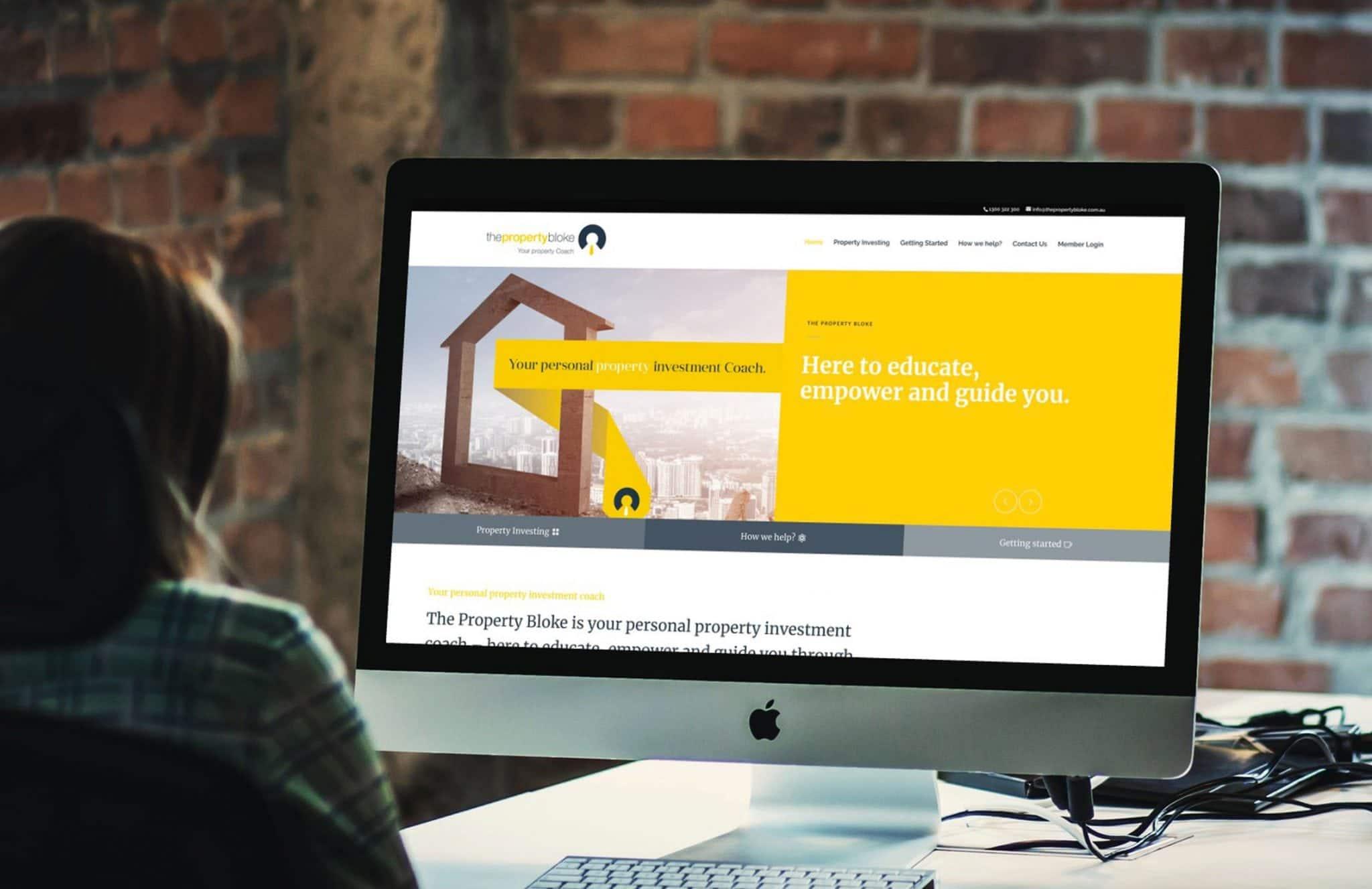 Living Made Easy - PSD Brand Design